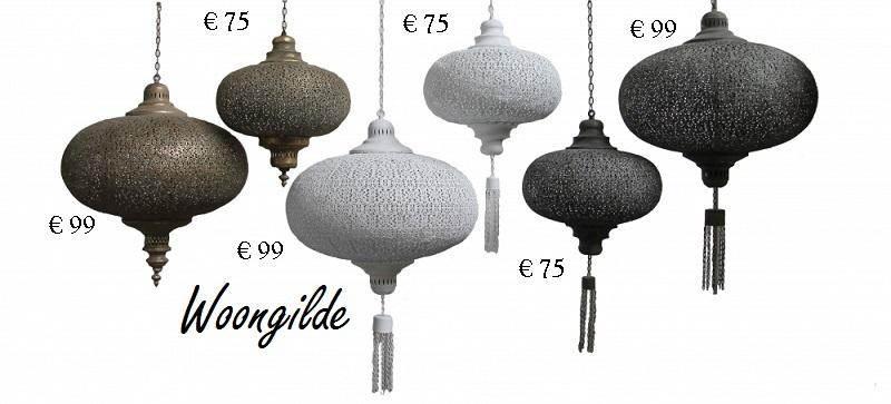 lamp woongilde