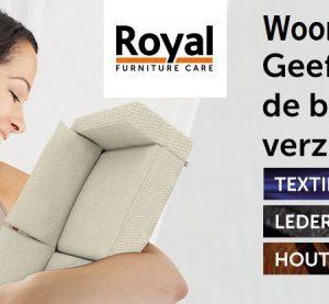 Oranje meubelonderhoudsproducten